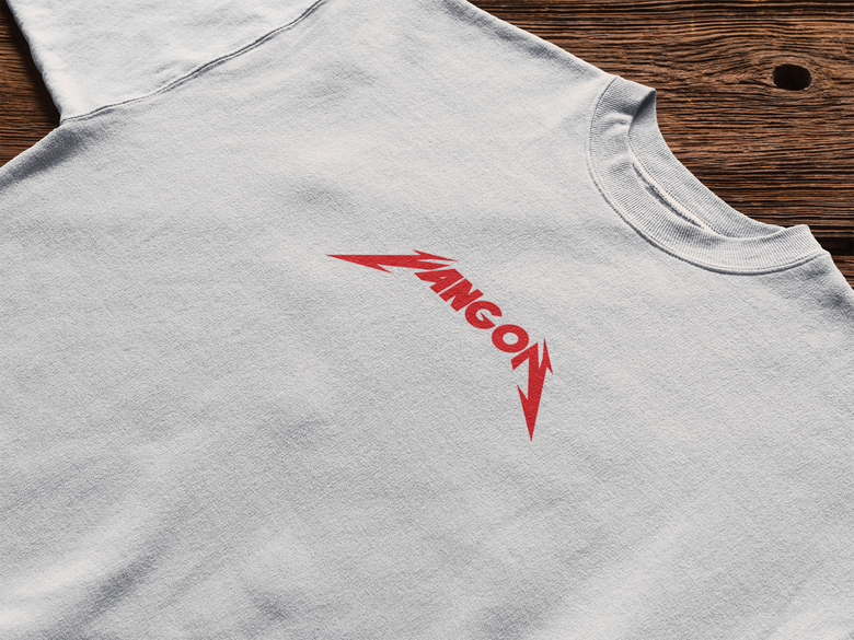 Image of Yangon Tee v2White