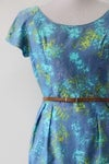 Image of SOLD Hawaiian Watercolour Wiggle Dress