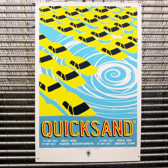 Image of QUICKSAND (germany 2017)