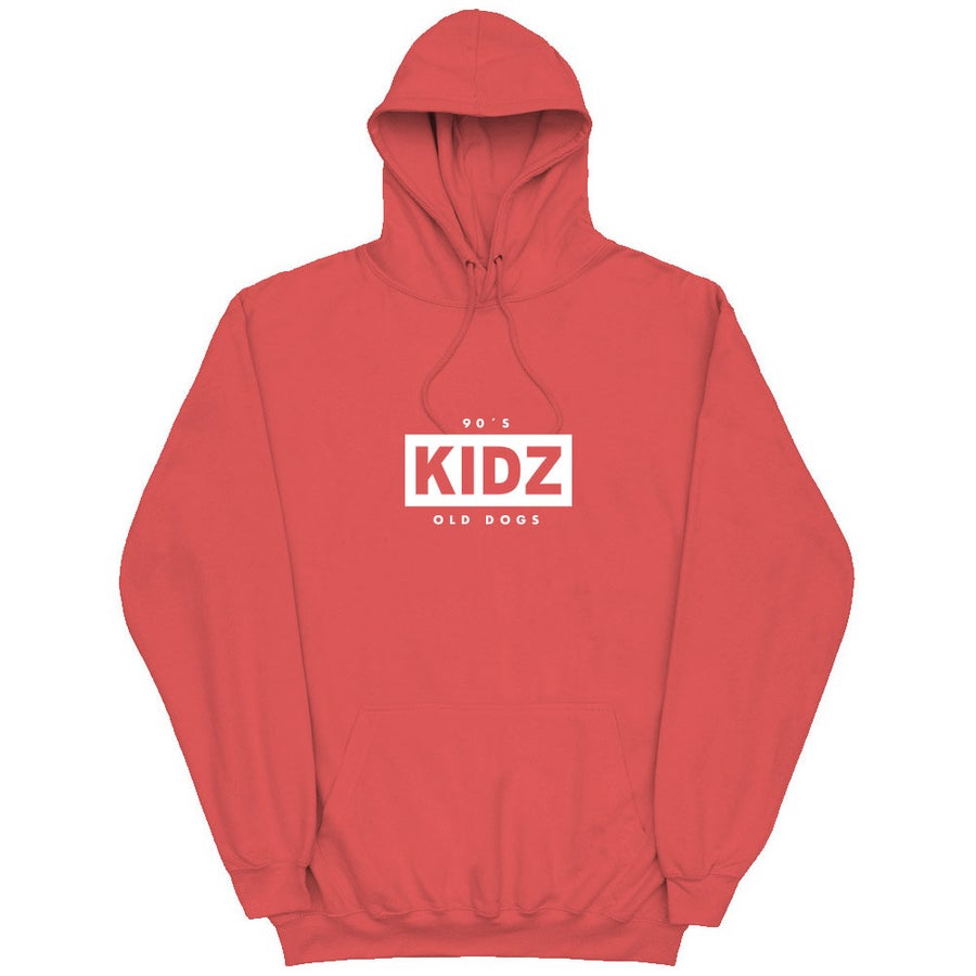 Image of Sudadera Red Kidz capucha