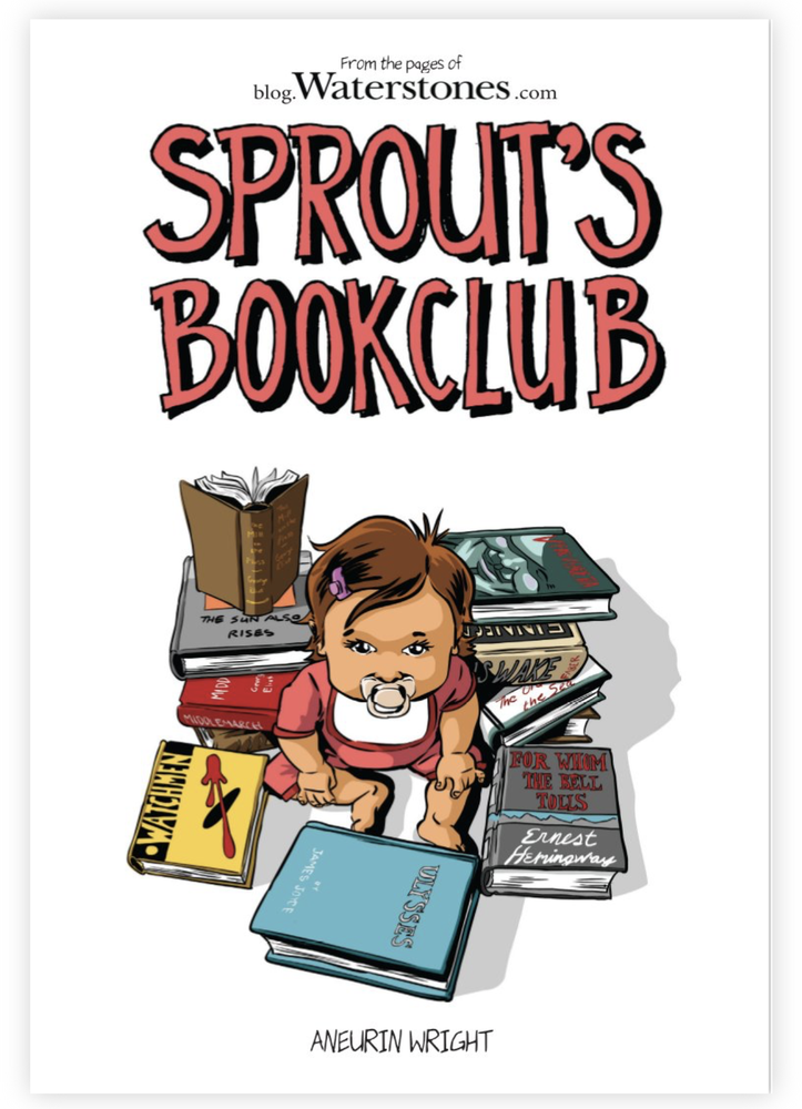Image of Sprout's Bookclub Trade Paperback