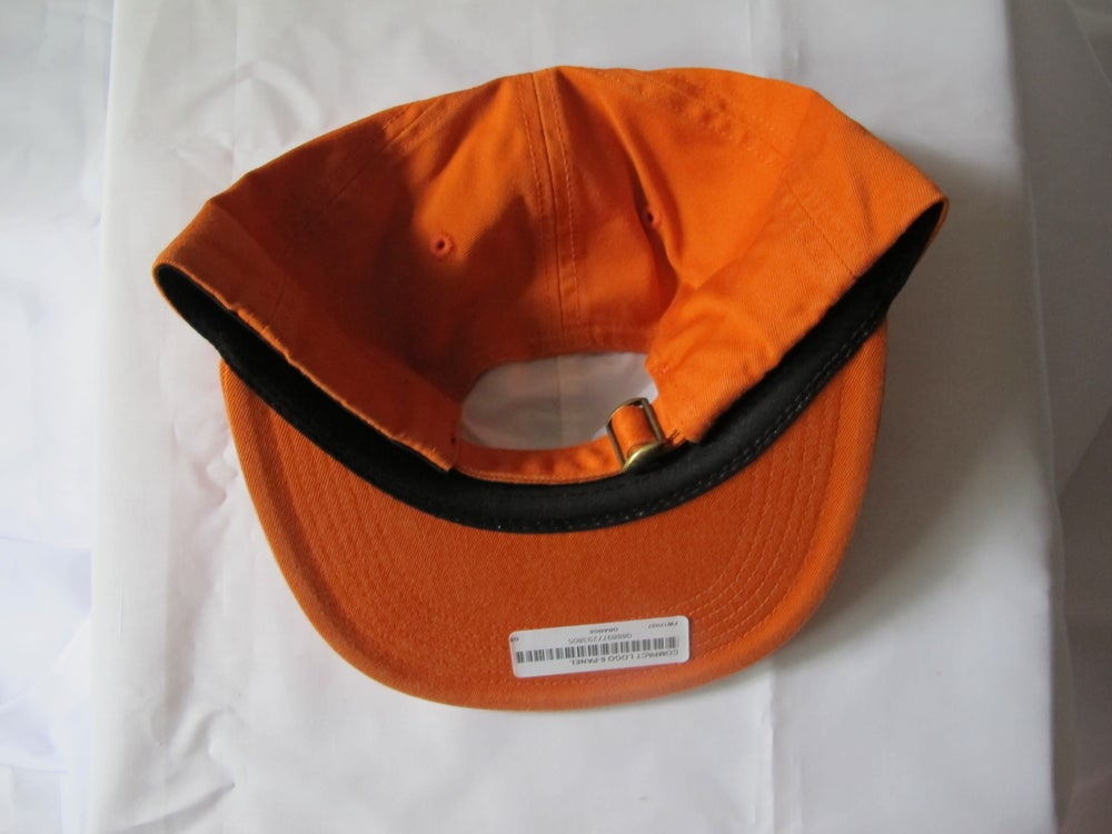 7a090617657 ... Image of Supreme - Compact Logo 6-Panel (Orange) ...