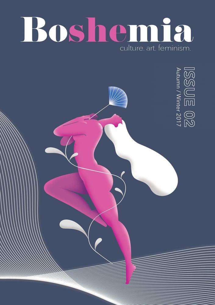 Image of BOSHEMIA MAGAZINE ISSUE 02 // Technology + The Sublime
