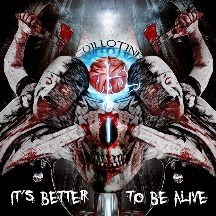 "Image of ""Its Better to be Alive"" CD"