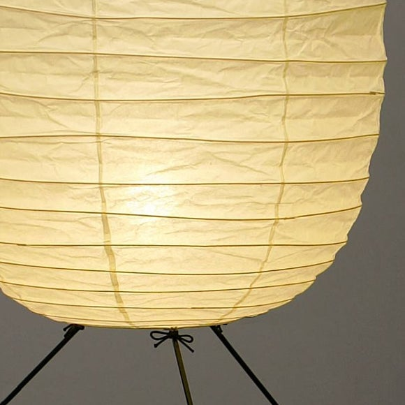 Image of Isamu Noguchi Light Sculpture AKARI UF3-DL