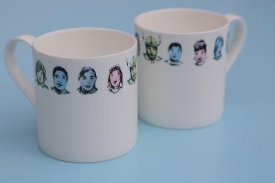 Image of Mug. Design 01
