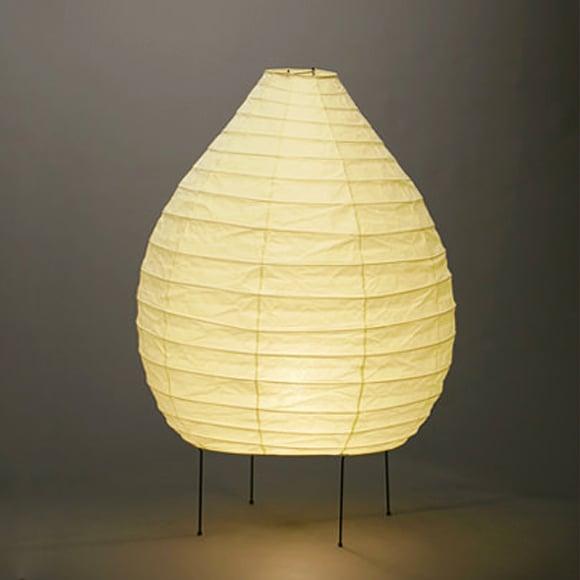 Image of Isamu Noguchi Light Sculpture AKARI 22N 23N