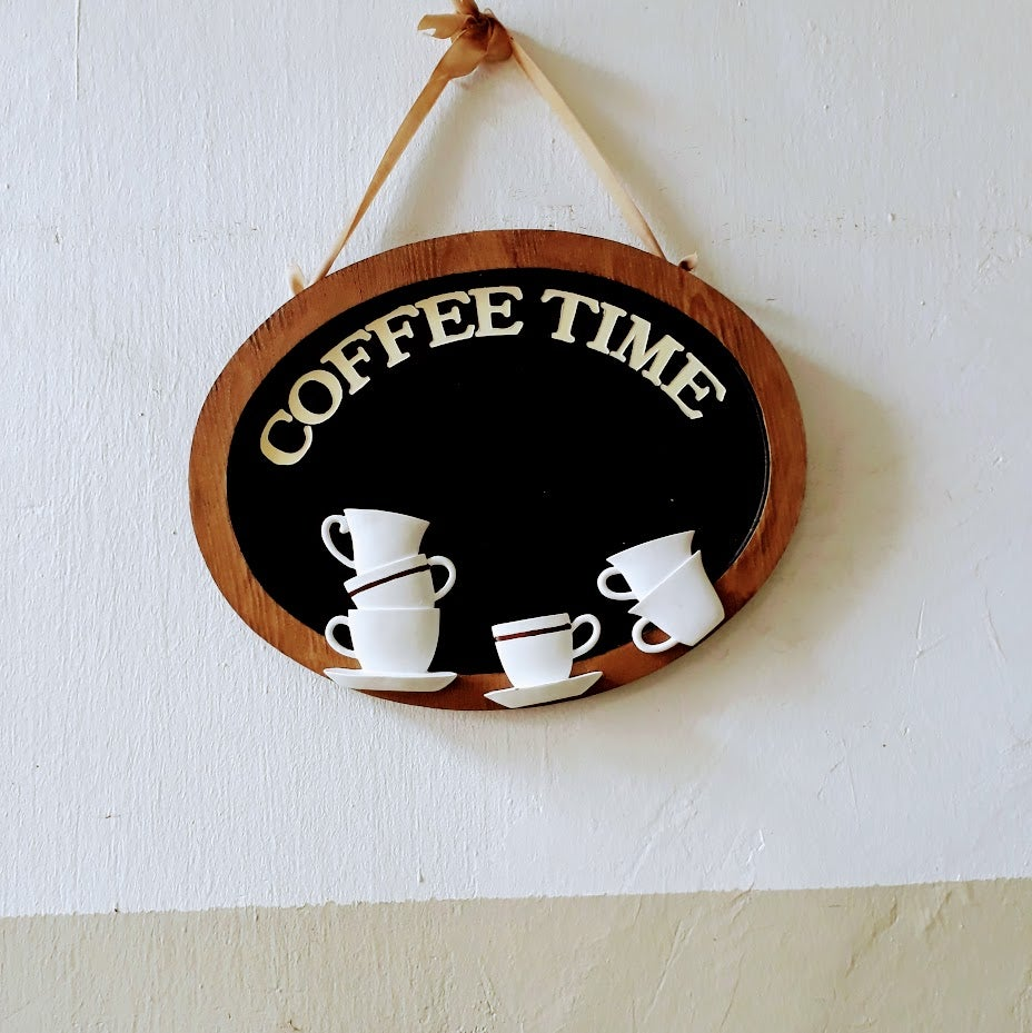 Coffee Time Chalkboard