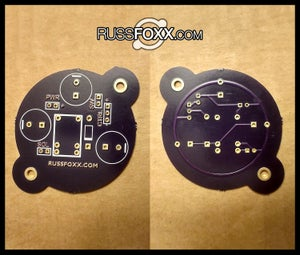 Image of RFID Solenoid Security PCB