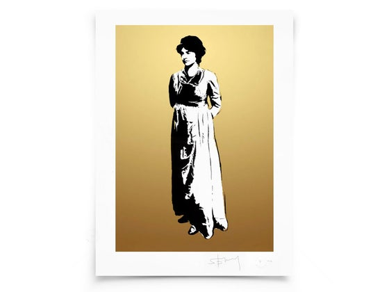 Image of Mary Wollstonecraft 4th Edition - screen print
