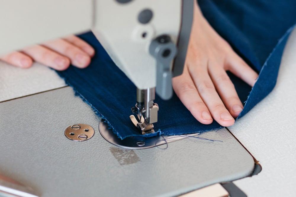 Image of Máquina de coser iniciación