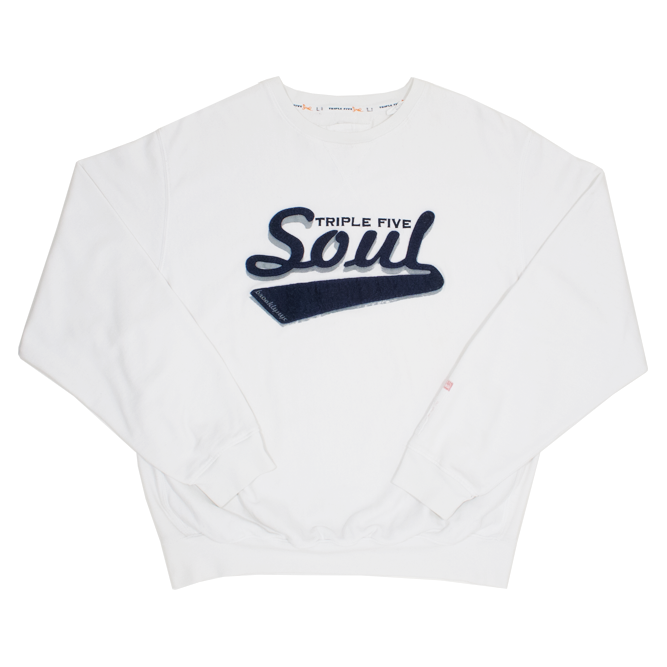 Image of Triple Five Soul Vintage Crewneck Sweatshirt