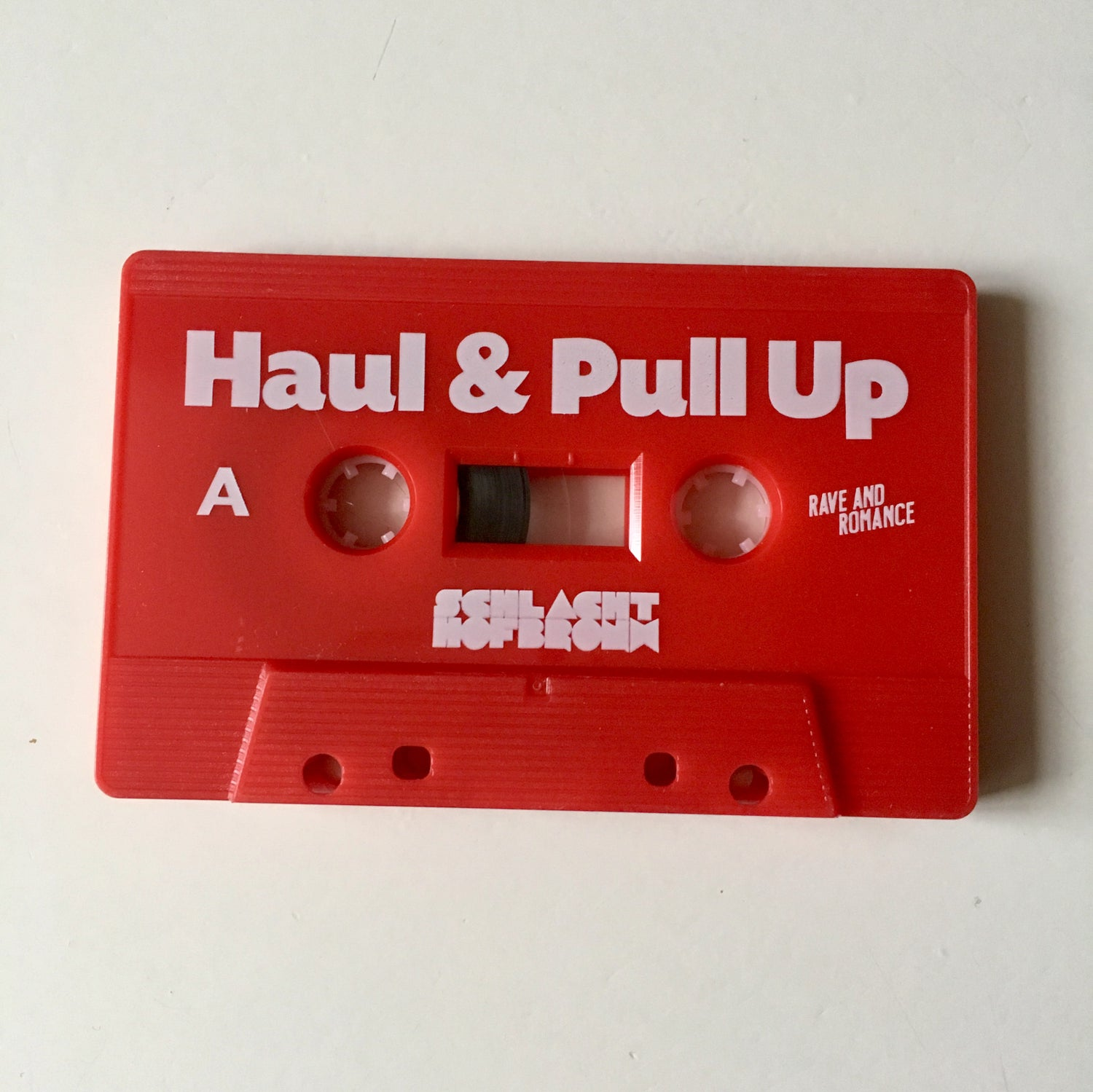 Image of Haul & Pull Up Cassette Tape