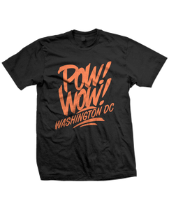Image of POW! WOW! DC 2017 Shirt