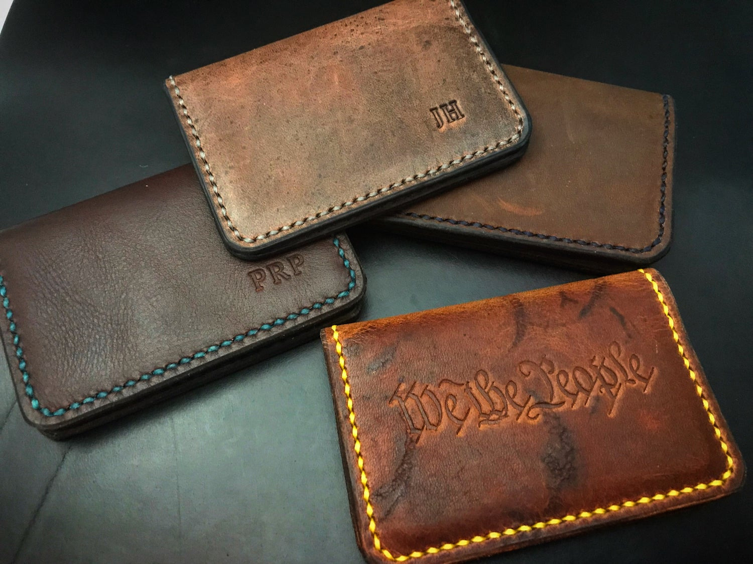 Image of The Hideaway Card Wallet