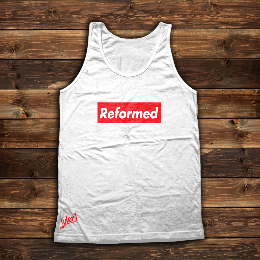 Image of Reformed White Tank