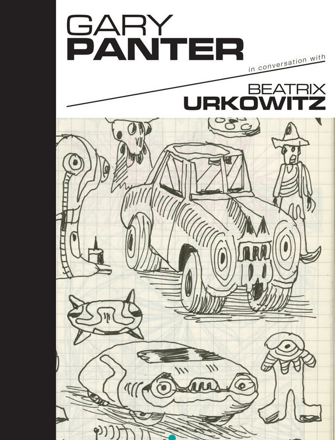 Image of GARY PANTER INTERVIEW ZINE
