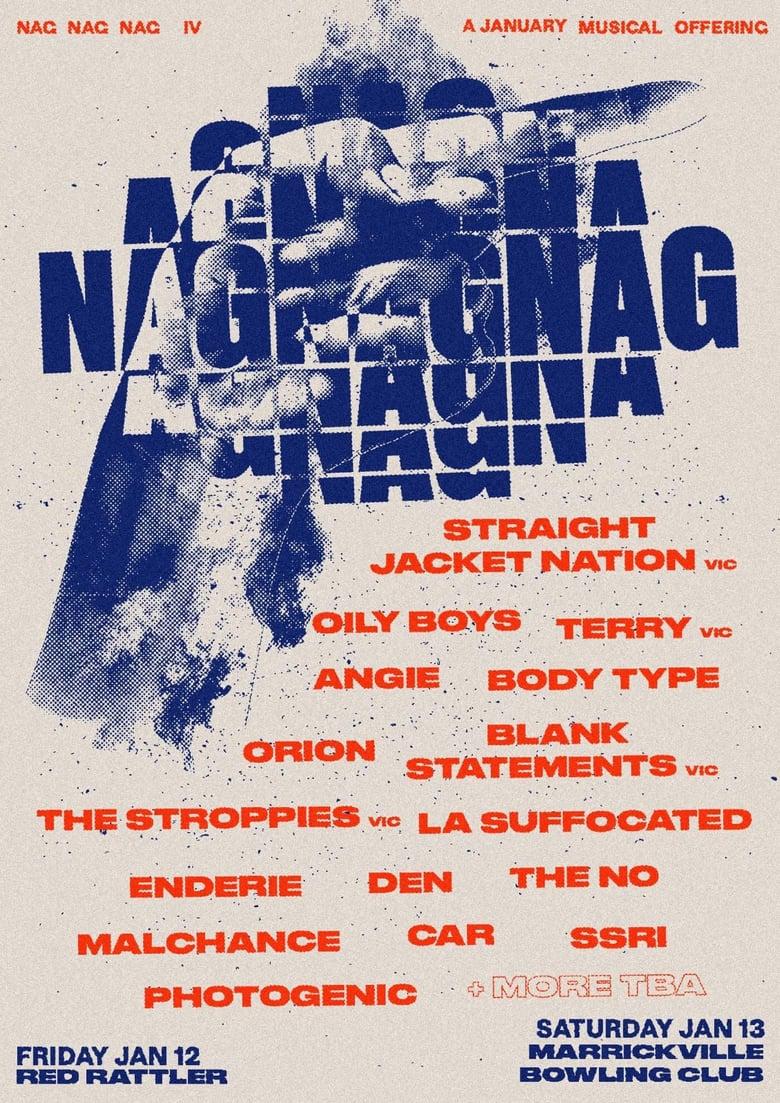 Image of NAG NAG NAG IV - Weekend Pass