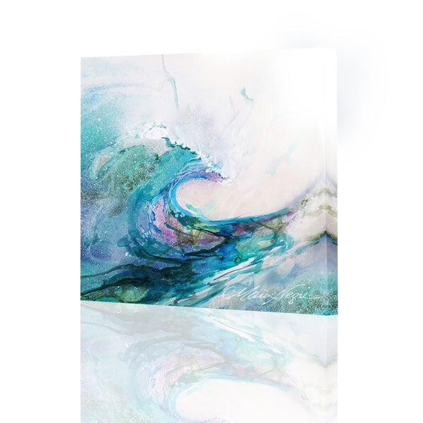 Image of Aquaspray Mini Giclee Print