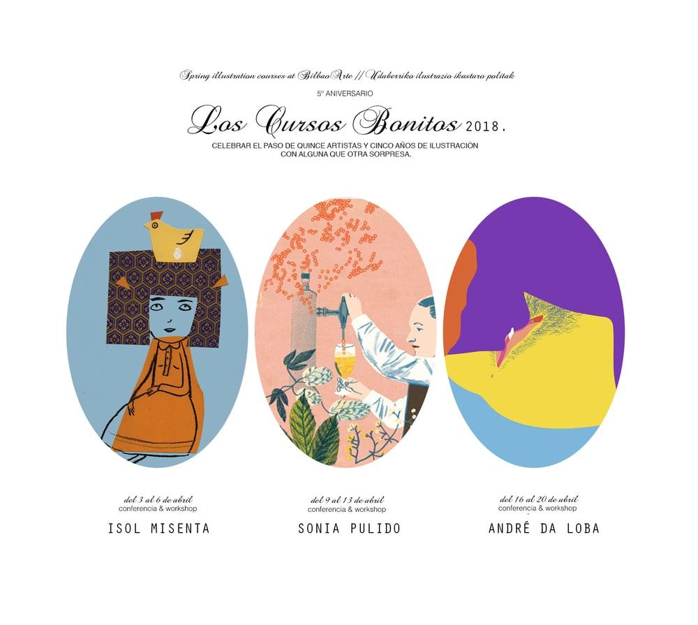 Image of Los Cursos Bonitos 2018 (5ºAniversario)