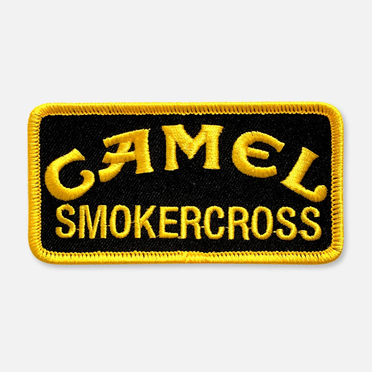 Image of CAMEL SMOKERCROSS PATCH