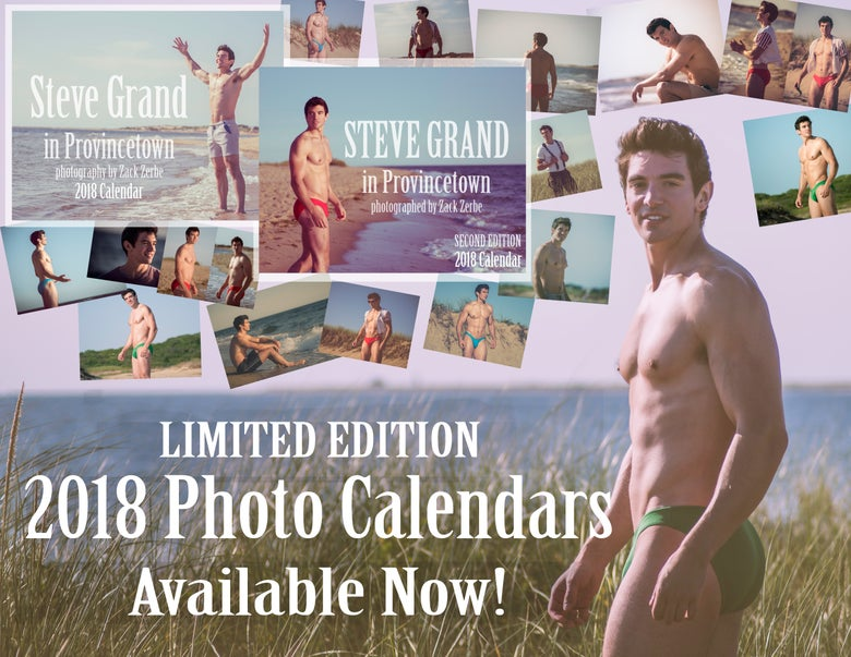 Image of Limited Edition 2018 Provincetown Photo Calendars