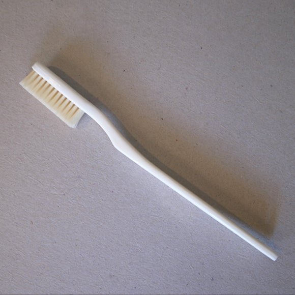 Image of Classic Natural Hog Bristle Toothbrush