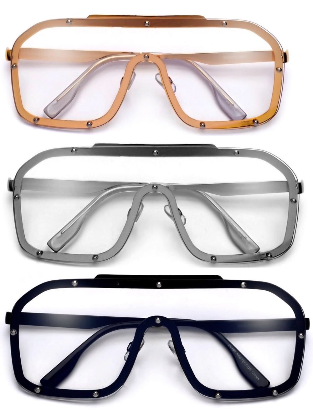 Image of Square Aviators
