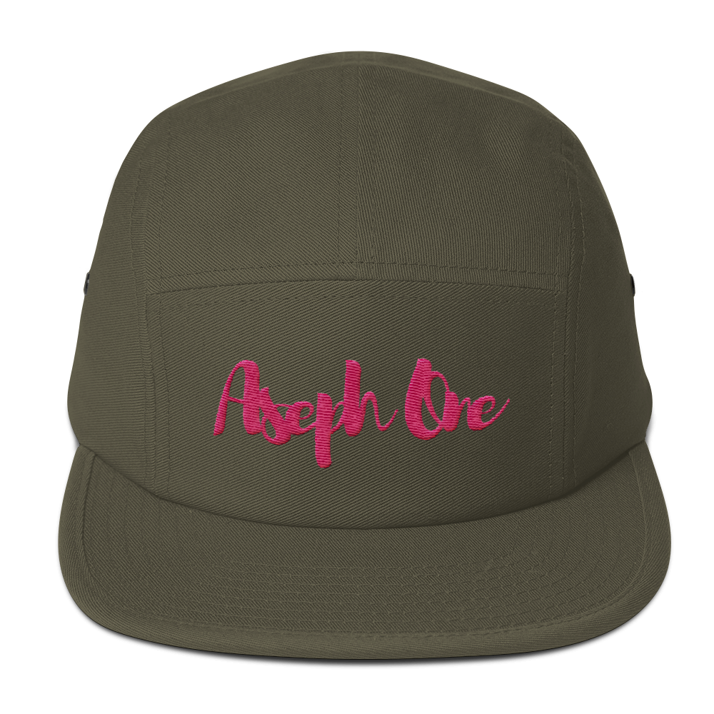 Image of Pronto Street Mobber Olive 5 Panel Hat