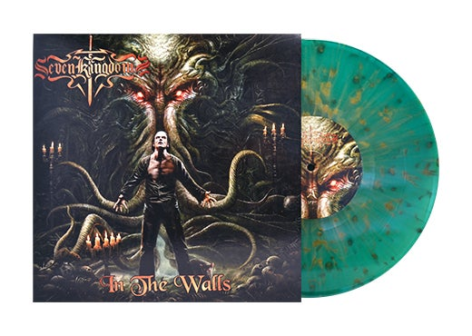 """Image of Ltd. Edition In The Walls EP 10"""" Colored Vinyl"""