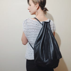 Image of #1174 Stevie with removeable Fringe panel