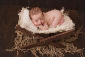 Image of Organic Handfelted Posing Pillows with Luxurious Curls (reg. price $39)