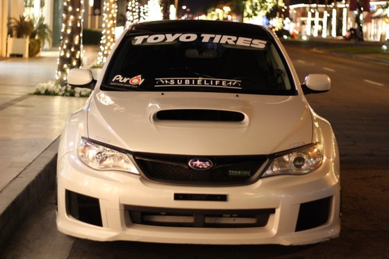 Image of Subielife Banner (M)