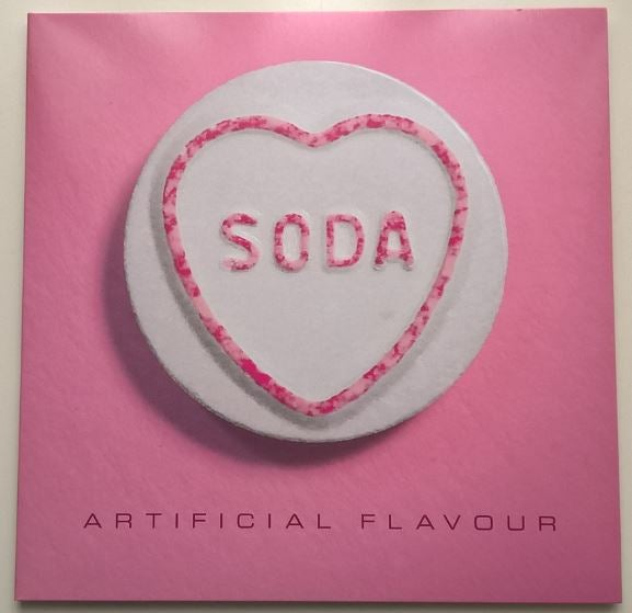 Image of Artificial Flavour Vinyl album (Ltd)