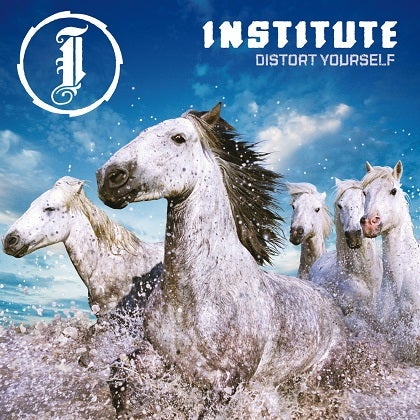 Image of INSTITUTE - Distort Yourself - Edition CD Jewelcase
