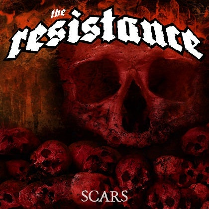 Image of THE RESISTANCE - Scars Edition - CD Jewelcase