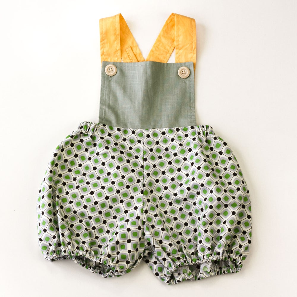 Image of Vintage Clancy Romper - Percy