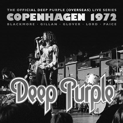 Image of DEEP PURPLE - Copenhagen 1972 - Edition 2CD Digi-pak