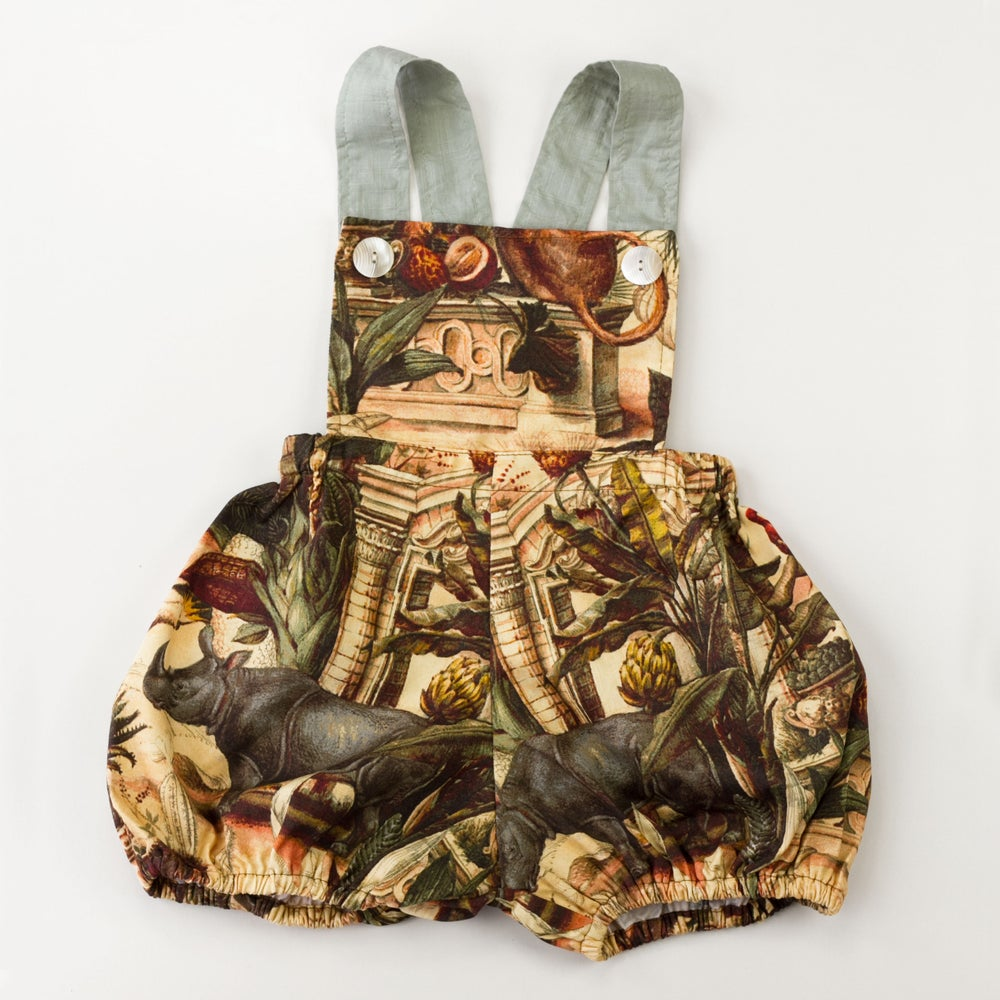 Image of Vintage Clancy Romper - Safari