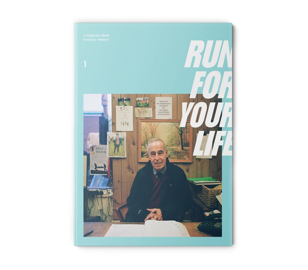 Image of Run for Your Life – Issue 1