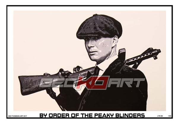 Image of BY ORDER OF THE PEAKY BLINDERS