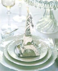 Image of Eiffel Tower Candy Container