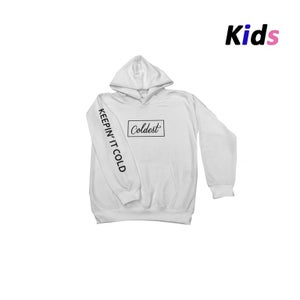 Image of KIDS · KEEPIN' IT COLD HOODIES