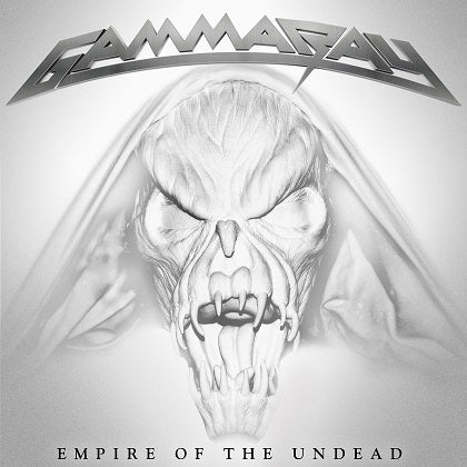 Image of GAMMA RAY - Empire Of The Undead - CD Cristal