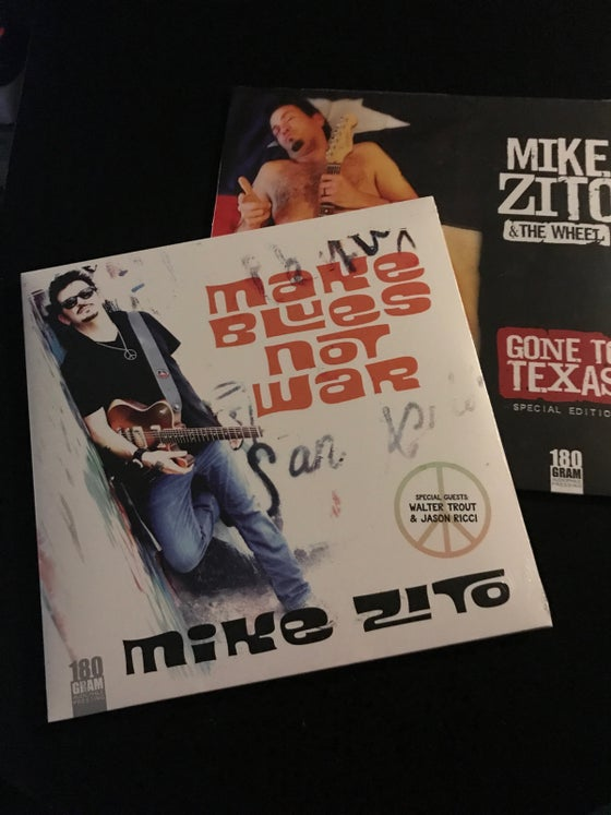 Image of Vinyl Promo Pack