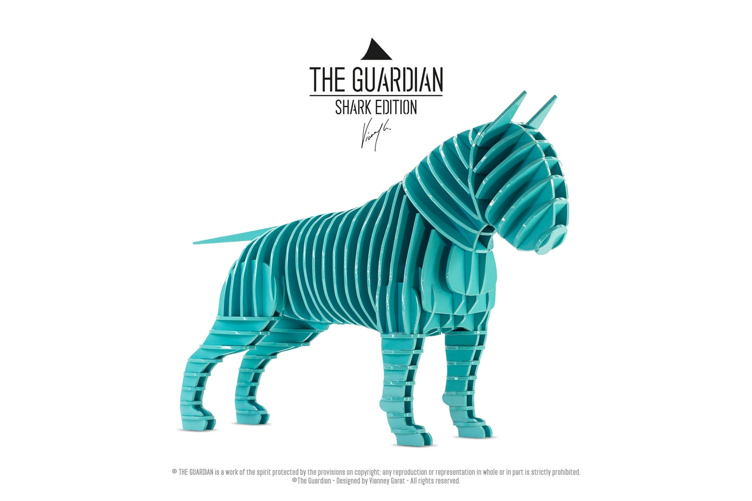 """Image of THE GUARDIAN® """"SHARK EDITION"""" (Limited Edition Only 0/10 UNITS)"""