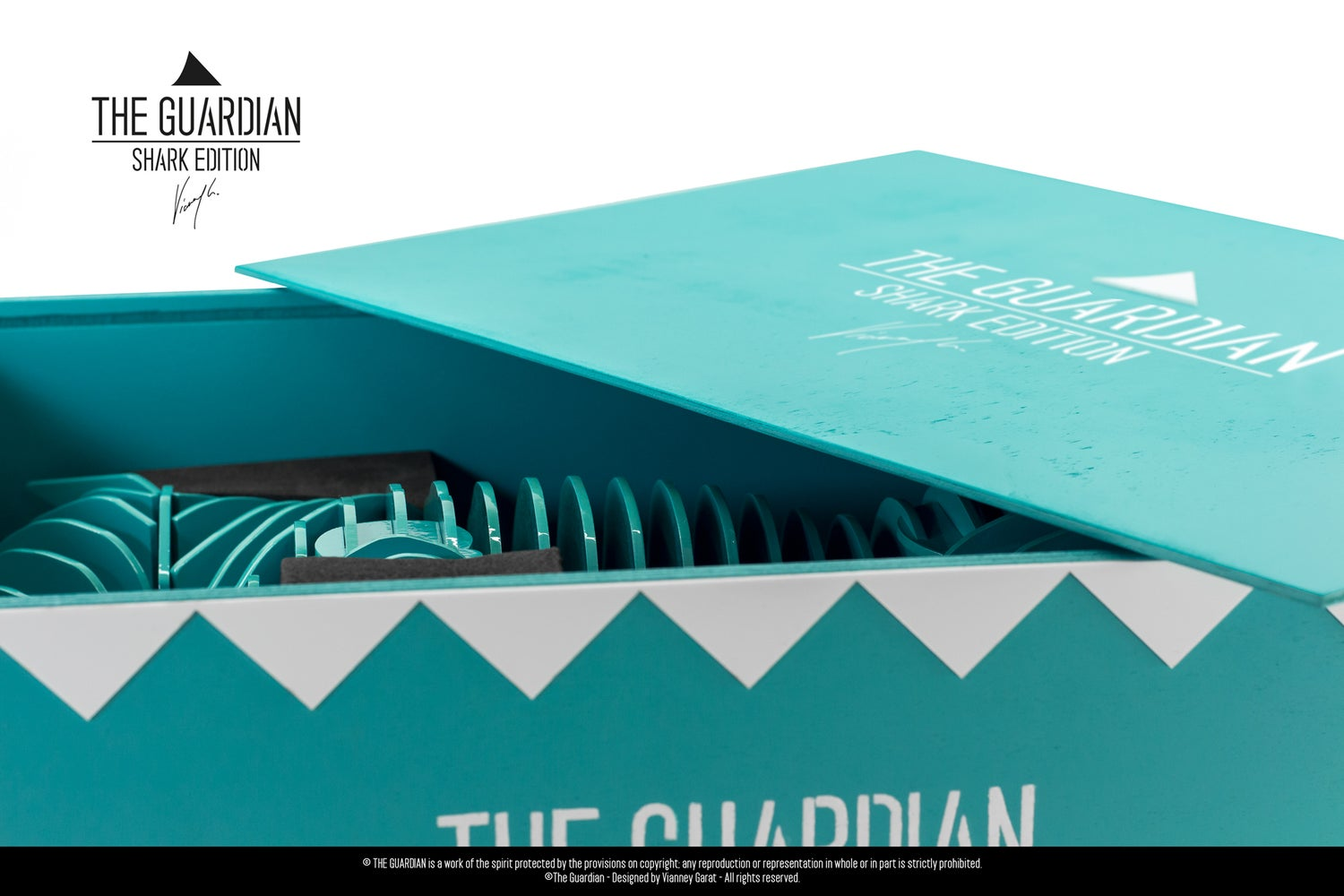 "Image of THE GUARDIAN ""SHARK EDITION"" (Limited Edition Only 0/10 UNITS)"