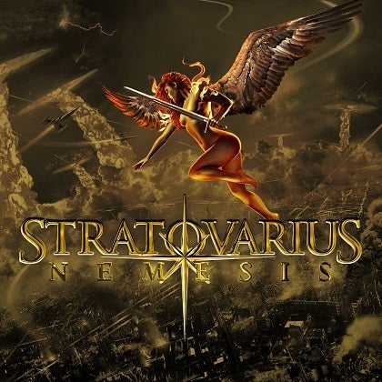 Image of STRATOVARIUS - Nemesis - CD + DVD