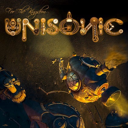 Image of UNISONIC - For The Kingdom - Edition CD Cristal