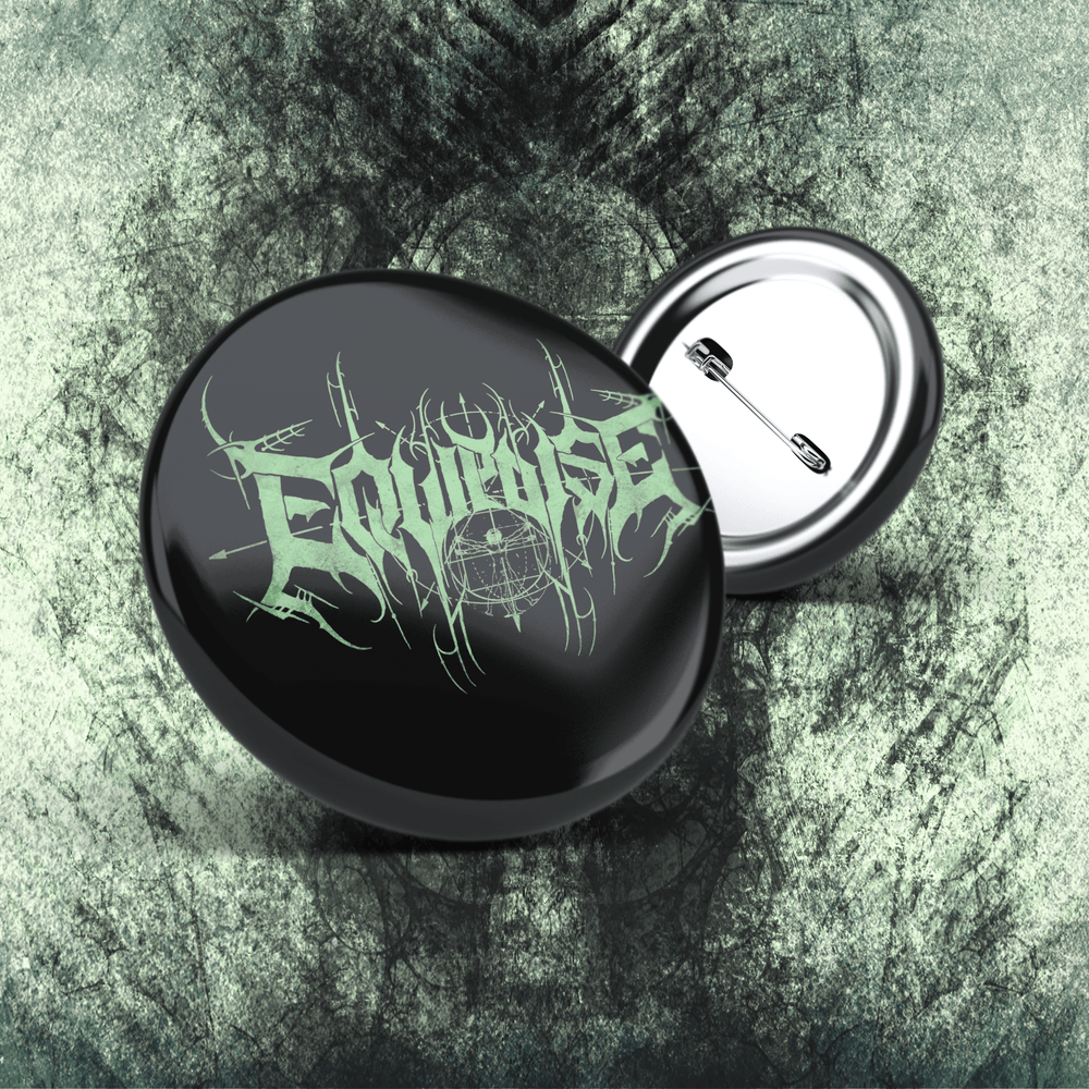 Image of EQUIPOISE - Logo Pin